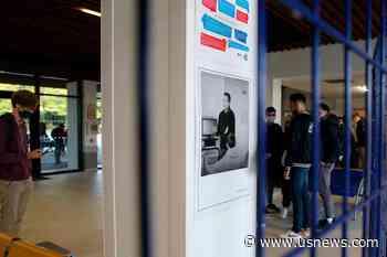 France Pays Tribute to Teacher Beheaded by Radical Islamist   World News   US News - U.S. News & World Report