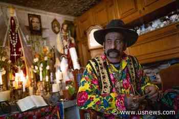 Hungary's 'Last' Roma Fortuneteller Preserves Traditions   World News   US News - U.S. News & World Report