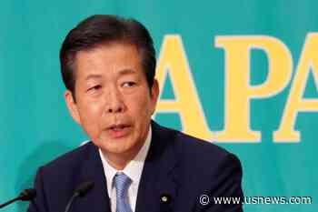 Japanese Coalition Partner Raises Doubt About Higher Defence Spending   World News   US News - U.S. News & World Report