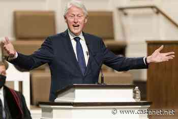 Bill Clinton in hospital for non-COVID-related infection - World News - Castanet.net