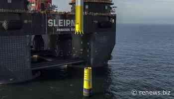 Heerema team tests far out at sea installation