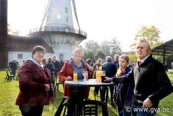 Volksfeest voor gerestaureerde Roomanmolen (Sint-Gillis-Waas) - Gazet van Antwerpen