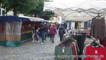 Diese Märkte finden 2022 in Krumbach statt - Augsburger Allgemeine