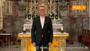 Konzert in Krumbach: Michael Dolp begeistert an der Orgel - Augsburger Allgemeine