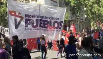 La Municipalidad de la Ciudad de Mendoza multó al Polo Obrero - Diario Jornada Mendoza