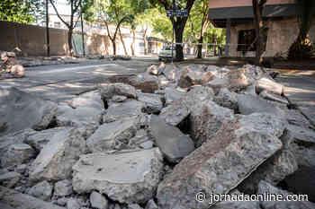 Continúan las obras de mejoramiento vial en la Ciudad de Mendoza - Diario Jornada Mendoza