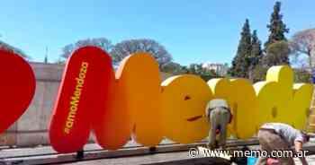 La Ciudad de Mendoza pone a punto un nuevo ícono turístico - Memo