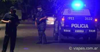 Acuchillaron a un joven de 25 años en Ciudad - Vía País