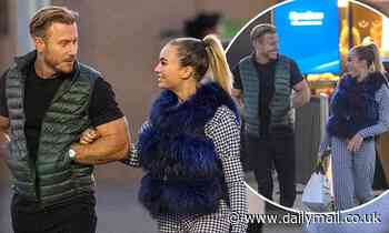 Kris Boyson, 33, is 'dating' TOWIE's Ella Rae Wise, 21 - Daily Mail