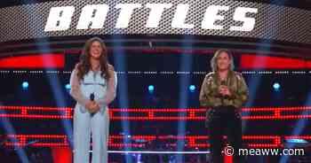 'The Voice' Battles: Ariana Grande picks Katie Rae, saves Bella DeNapoli - MEAWW