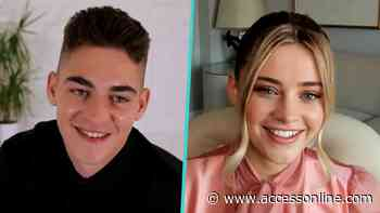 Hero Fiennes Tiffin Has The Best Reaction When Finding Out Liam Payne Is A Fan Of The 'After' Films - Access Hollywood