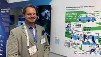 Mobilität der Zukunft: Ahrensburg stellt On-Demand-Verkehr beim ITS Weltkongress 2021 vor   shz.de - shz.de