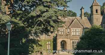 Inside Callow Hall in Derbyshire - named best hotel in UK - Birmingham Live