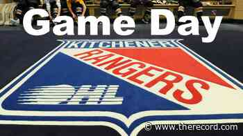 Game day: Kitchener vs. Sarnia | TheRecord.com - TheRecord.com