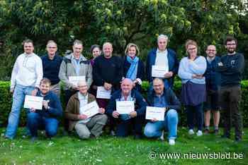 Tuinaannemers krijgen certificaat voor ecologisch tuinieren