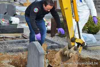 Opgraving op kerkhof moet duidelijkheid scheppen over verkeersslachtoffer uit 1997
