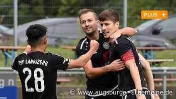 Beim Bayernligisten TSV Landsberg ist der Akku wieder aufgeladen - Augsburger Allgemeine