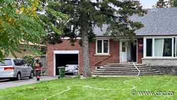 1 dead in Scarborough basement fire - CBC.ca