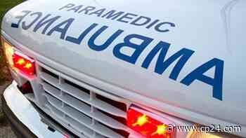Stabbing in Scarborough sends one person to hospital with serious injuries - CP24 Toronto's Breaking News