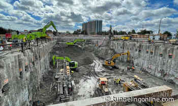 Digging Deep on the New Scarborough Subway Extension - Tunneling Business Magazine