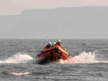 Scarborough RNLI crew called to campers at Cornelian Bay who didn't know where they were - The Scarborough News