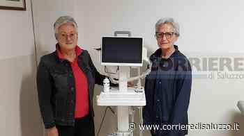 Saluzzo: Donato un nuovo ecografo alla Lilt - A novembre torna la giornata della prevenzione - Il Corriere di Saluzzo