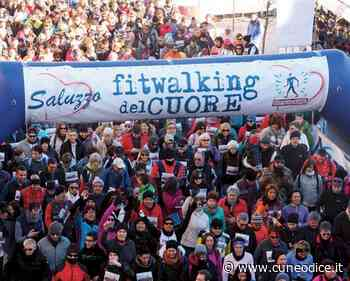 A gennaio il Fitwalking del Cuore di Saluzzo torna in presenza - Cuneodice.it - Cuneodice.it
