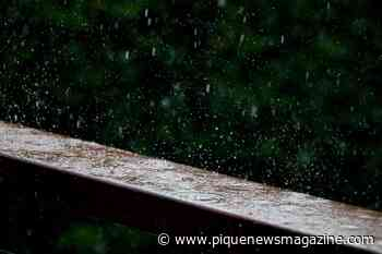 Heavy rain on the way for Whistler, Environment Canada warns - Pique Newsmagazine