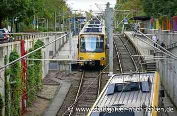 Nahverkehrsprojekt - Die Stadtbahn nähert sich Ditzingen - Stuttgarter Nachrichten
