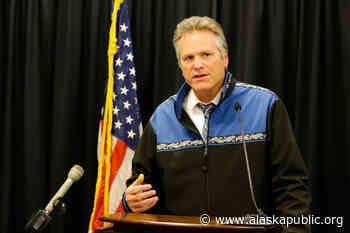 Alaska Gov. Dunleavy won't endorse mask or vaccine mandates. But he says he won't ban them either. - Alaska Public Media News