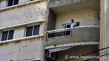"""Nach Gefechten in Beirut: """"Was sollen wir hier noch?"""""""