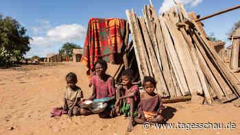 """Madagaskar: """"Wir haben seit Tagen nichts mehr gegessen"""""""