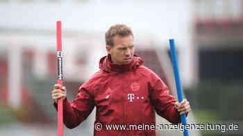 Wie stellt Nagelsmann im Spitzenspiel auf? Eine Baustelle und ein Fragezeichen in der FCB-Defensive