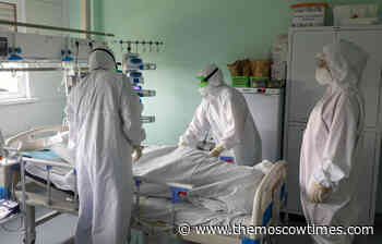 Russia Passes 1,000 Daily Coronavirus Deaths For First Time - The Moscow Times