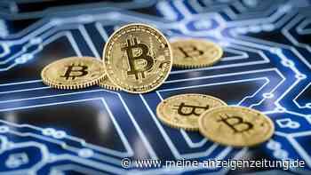 Bitcoin für 60.000 Dollar: Kurs der Kryptowährung vor neuem Allzeithoch