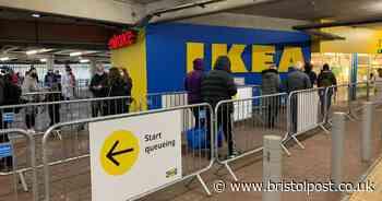 IKEA in Bristol will become coronavirus vaccine clinic today - Bristol Live
