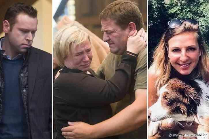 """Ouders Sharon (22) in tranen na uitspraak: """"Dit was het laatste wat we voor haar konden doen"""""""