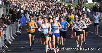 Cambridge Half Marathon 2021 road closures in the city centre this weekend