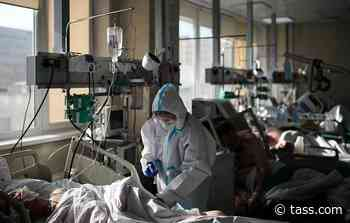 Russia registers over 1,000 coronavirus deaths in 24 hours first since pandemic starts - TASS