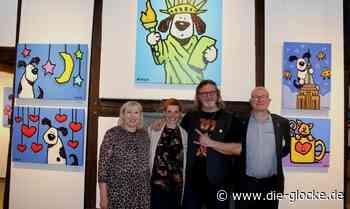 Pop-Art-Künstler Ed Heck zu Besuch in Rietberg - Die Glocke online