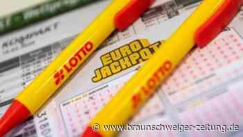 Eurojackpot in Höhe von 33 Millionen geknackt