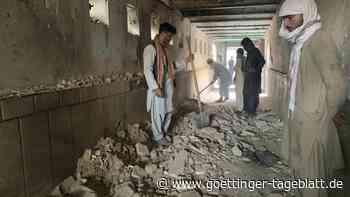 Afghanistan: IS reklamiert Anschlag auf Moschee für sich