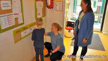 Integrative Kindertagesstätte in Oschersleben mit neuen Zielen - Volksstimme