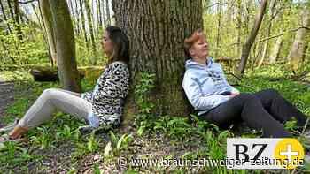 Waldbaden im Lappwald: Achtsamkeit mit der Kraft von Bäumen