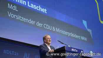 Liveblog: Laschet weist Forderung nach Schäuble-Mandatsverzicht vehement zurück