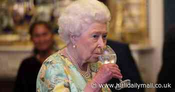 Queen told by doctors to give up favourite tipple and she's not happy