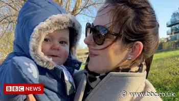 Louis Thorold: Mum's long recovery after crash that killed baby - BBC News