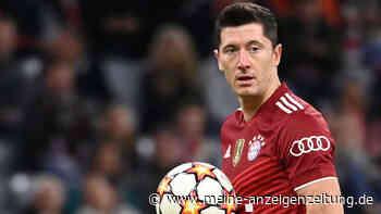 Lewandowski vor Bayern-Abschied? Pole soll sogar zu Gehaltseinbußen bereit sein