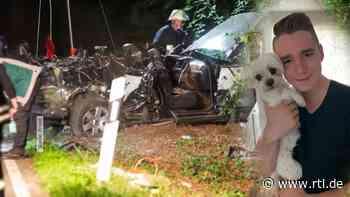 Prozess um Unfall mit drei Toten bei Hofheim: Eltern von totem Floris von Pallandt (18) trauern - RTL Online