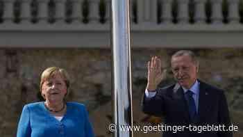 Merkel-Besuch in Istanbul: Erdogan hofft auf gute Zusammenarbeit mit neuer Bundesregierung